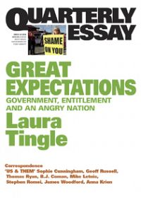 laura tingle quarterly essay