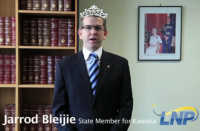 Queensland Attorney-General Jarrod Bleijie - royalist