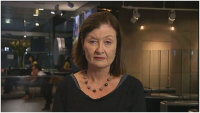 Kate McClymont: just add source. (Image courtesy Peter Wicks.)