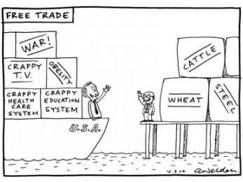 Free Trade Agreements and their questionable benefits