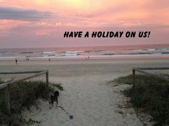 'HAVE A HOLIDAY ON US' IA SUBSCRIBER COMPETITION ENTRY