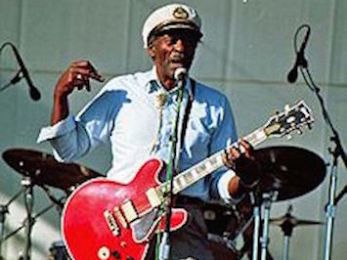 Chuck Berry: The founder of rock and roll