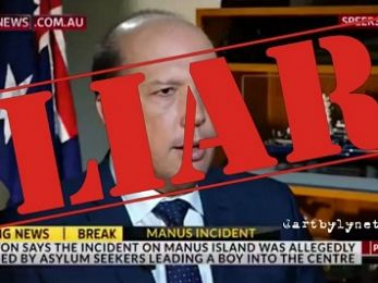 Australian values and the deceitful dogwhistling of Peter Dutton