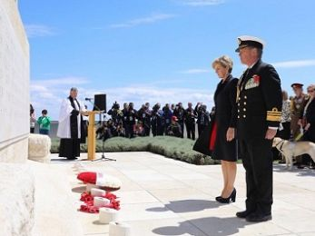 IA EXCLUSIVE: Julie Bishop put in terrorists' line of fire at Gallipoli