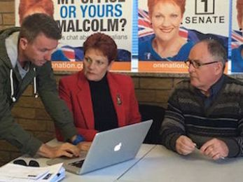 Pauline Hanson's continuing legal saga with PHON ex-treasurer Ian Nelson