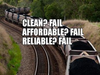 'Clean coal' and other dirty jokes