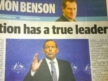 News Corp boosts return of Tony Abbott