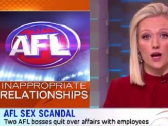 Media wowsers force AFL resignations and help set Australia back 40 years
