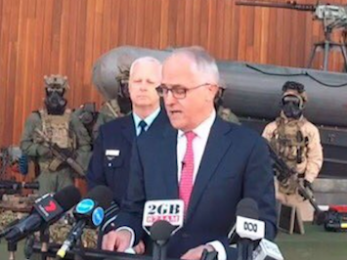 Terror bomb plot: Quick Australia, get under the doona covers!