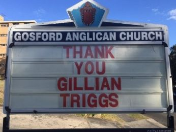 The long crucifixion of Gillian Triggs