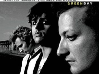 Green Day biography on my bookshelf: 'Nobody Likes You'
