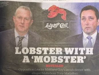 Matthew Guy and the 'mafia': Top five Liberal Party wise-Guys