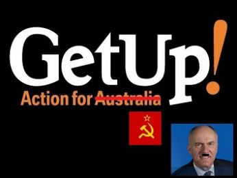 Open letter to Eric Abetz, praising his efforts exposing GetUp's links to USSR
