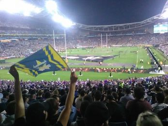 Grand final victories: Melbourne Storm, Penrith Panthers and Richmond Tigers