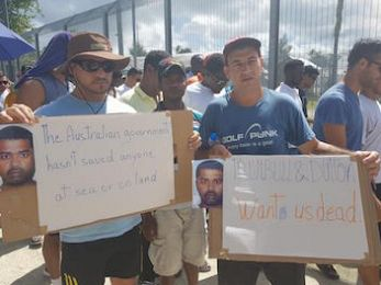 Festival of the Dead looms for Manus Island refugees