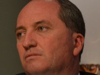 Who is waging the 'dirty war' on Barnaby?