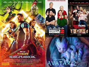 Screen Themes: Thor Ragnarok and the sequel conundrum