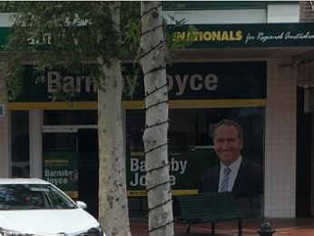 EXCLUSIVE! Barnaby Joyce: Peeling back the rumours