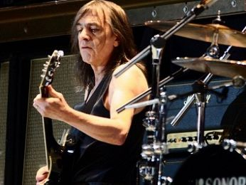 Malcolm Young: The show must go on