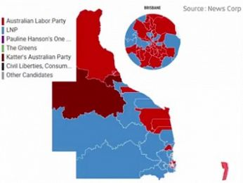 The end of majoritarianism? The #QldVotes election result