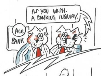 The Clayton's Banking Royal Commission