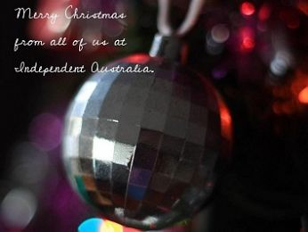 EDITORIAL: Merry Christmas and season's greetings from IA