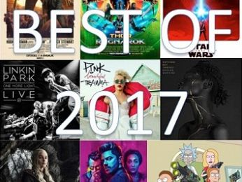 New Music and Screen Themes year end wrap
