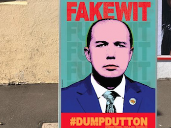 Dutton and the Coalition: Ramping up fear and racism