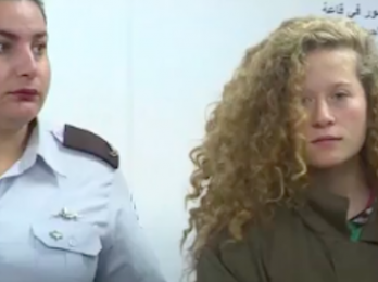 Ahed Tamimi: An activist's slap and the occupation of Palestine