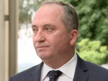 Barnaby apologises, but where is the love?