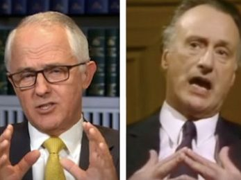 'Yes, Minister': Alberici, Morrison and the Turnbull tax comedy