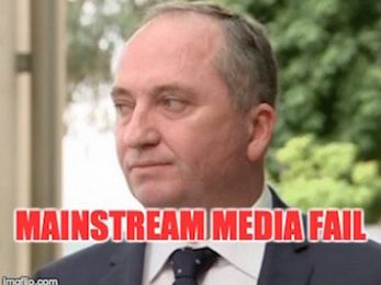 The cost of the media's abject failure to report Barnaby's 'private' life