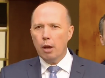 Dutton, Sunrise and the invisible system of white privilege