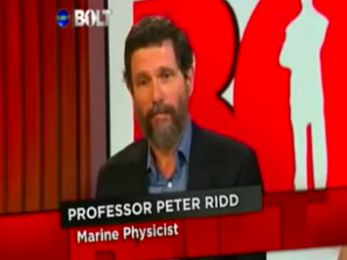 Peter Ridd: The new hero of climate science denial