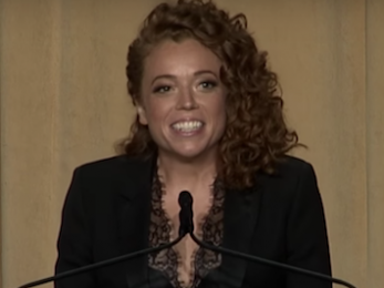 Trump and the news establishment: Michelle Wolf deserves a Pulitzer Prize