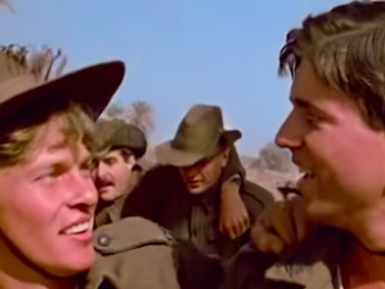 Australian mateship: Forming identity on the battlefield and TV