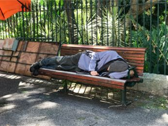 Australia needs to act on homelessness