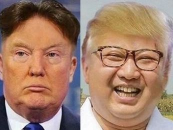 Chairman Trump-Un and President Donald Kim: The New World Disorder