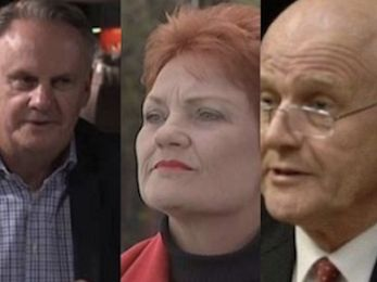 MUNGO MACCALLUM: Latham, Hanson and Leyonhjelm will end in tears