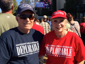 Do you have Trump Derangement Syndrome? It really is deplorable!