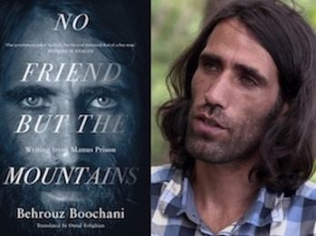 BEHROUZ BOOCHANI TALKS TO IA: No friends in the Australian Government