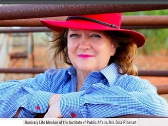 How Gina Rinehart bought the IPA