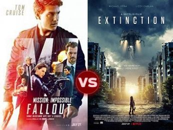 Screen Themes — Mission Impossible: Fallout vs Extinction