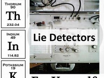 Think for Yourself: Lie detectors