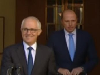 Dutton, Turnbull and the #libspill that never really was