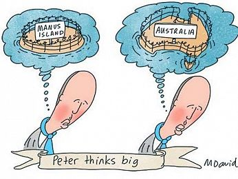 Peter Dutton: The would-be PM and overlord