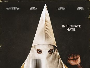 Screen Themes: BlackkKlansman