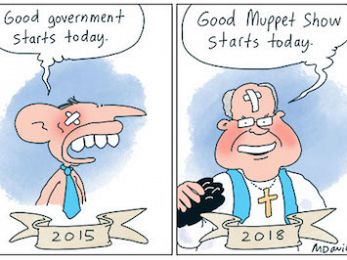 WEEKLY WRAP: Morrison's muppets and wannabes
