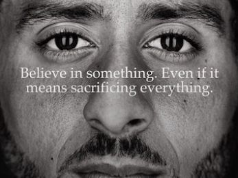 Kaepernick and Nike's takeover