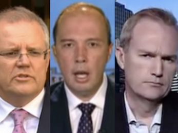 Morrison, Dutton, Coleman: Cold, heartless, sadistic